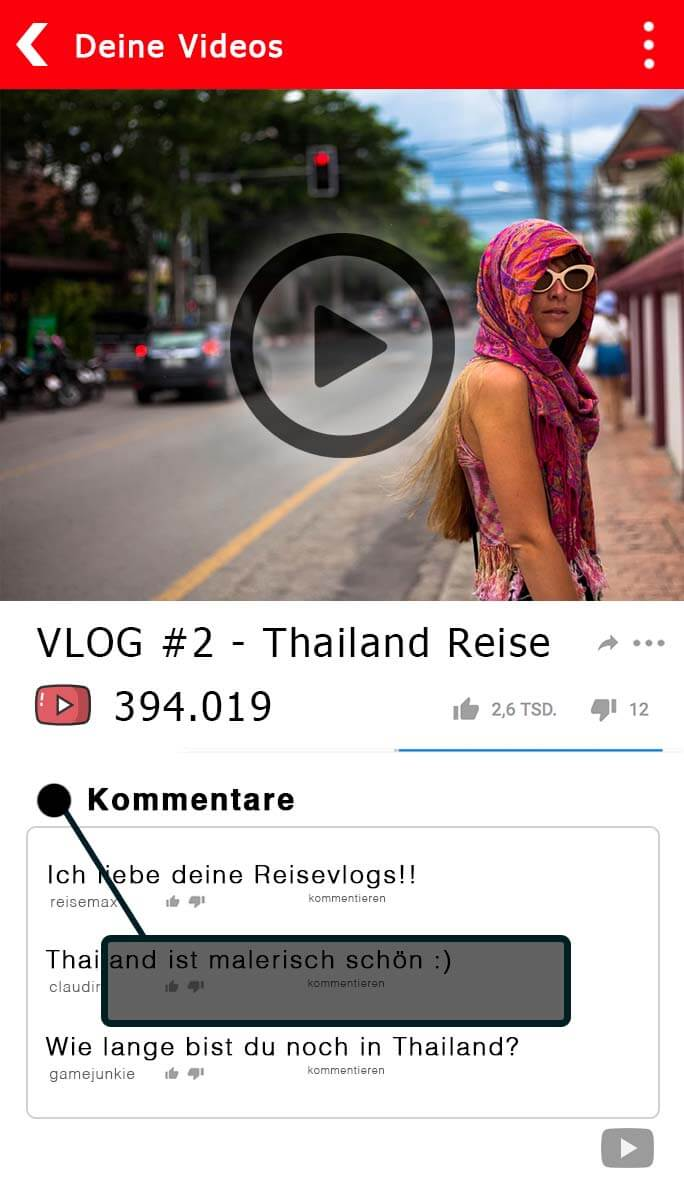 youtube kommentare kaufen followhero follow hero